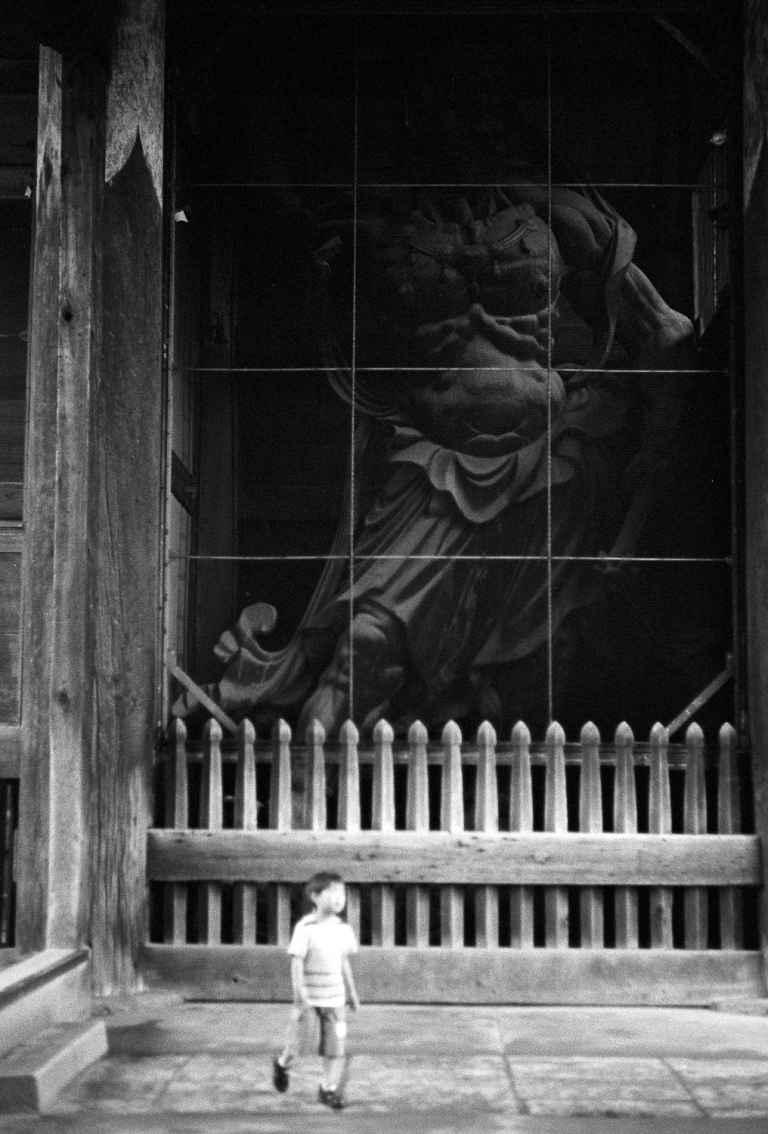 Gerard Boyer - Toshibu (Japan)